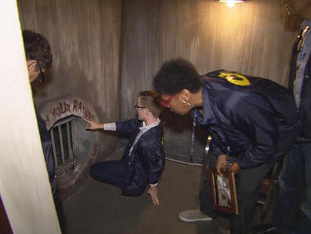 CBS Escape Room Report