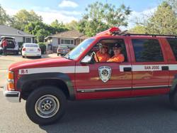 San Jose Search and Rescue Community