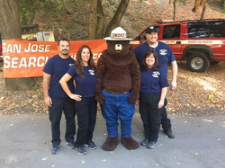San Jose Search and Rescue Outreach