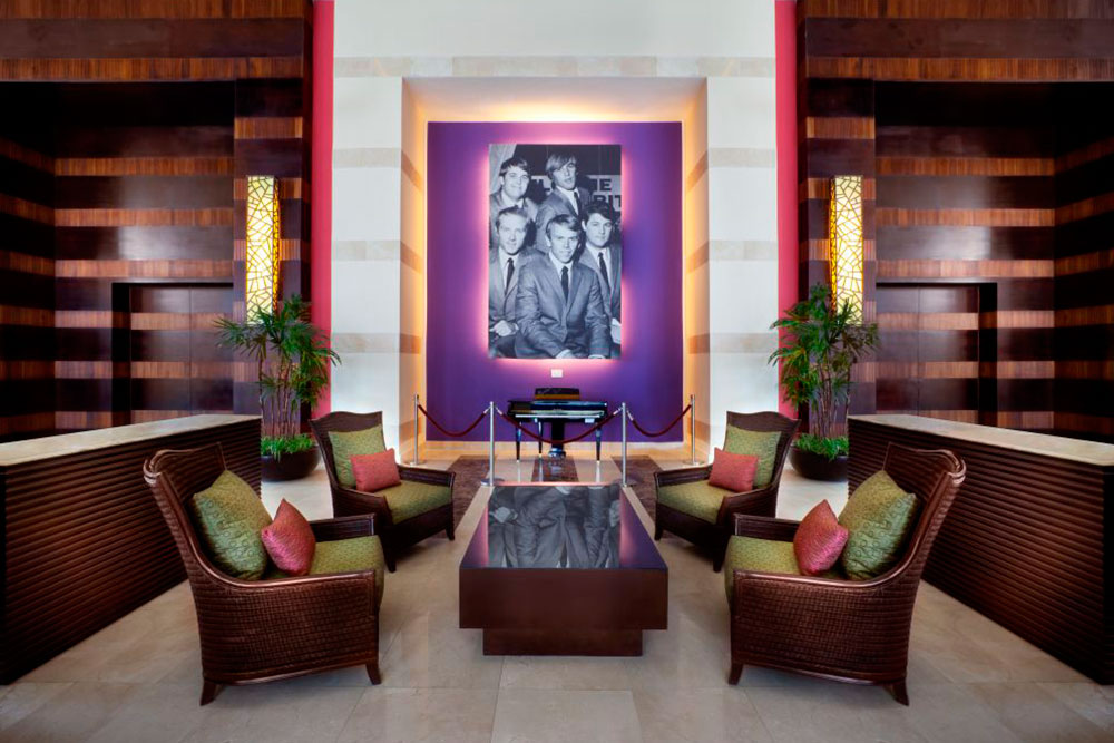 hard-rock-hotel-casino-punta-cana-conf-center-lobby-memorabilia
