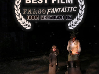 🏆 Honorable Mention at Fargo Fantastic Film Festival 🖤