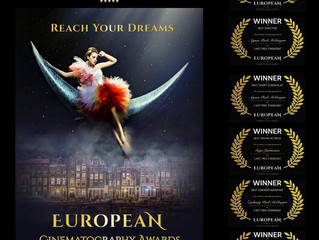 Last Tree Standing wins in six categories at the European Cinematography Awards!