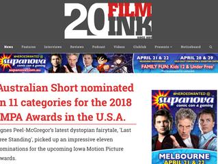 FilmInk Press Release