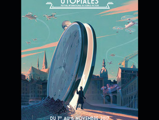 French Premiere: Last Tree Standing accepted into Official Competition at Les Utopiales Internationa