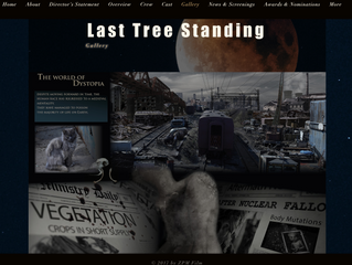 🥁The new website for Last Tree Standing is up and running - including the freshly released trailer!
