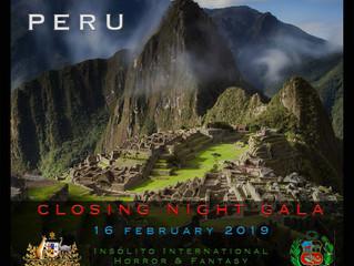 Closing Night Gala in Peru 💫