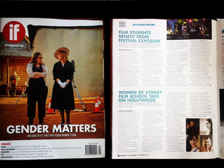 Thanks IF Magazine!