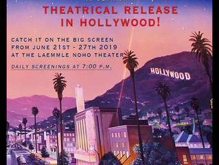 Last Tree Standing is set for theatrical release in Hollywood!