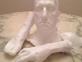 Making prosthetics...