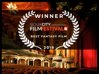 Last Tree Standing wins Best Fantasy Film at the SCIFF! 🏆