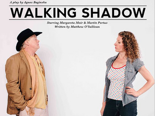 'Walking Shadow' play wins 1st place in the Judge's Choice Award.