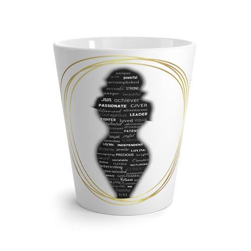 """""""I AM"""" Latte mug"""