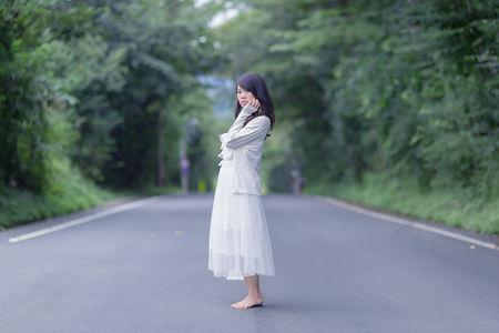 静岡県の美人時計のモデルさんです。