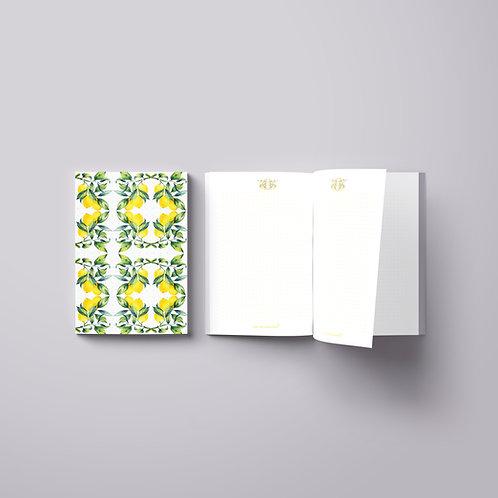 Amalfi Lemons Notebook