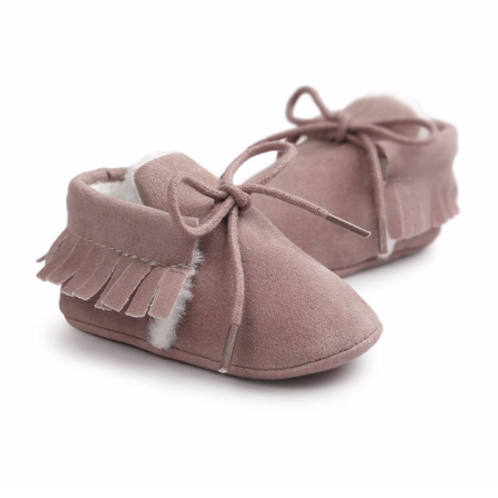 Winter Baby Puffy Shoes