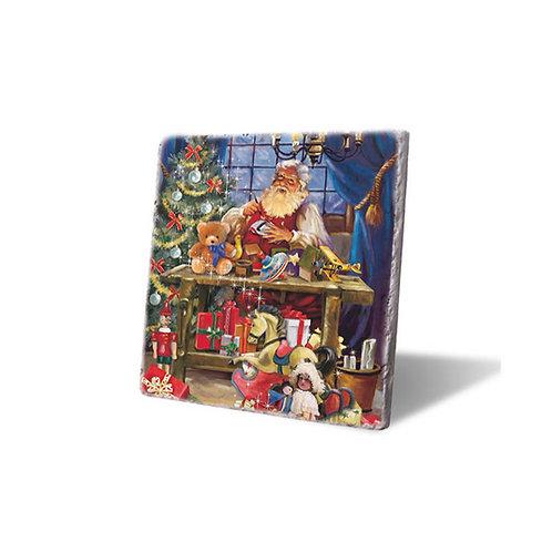 Noel Baba ve Oyuncak Atölyesi Nihale