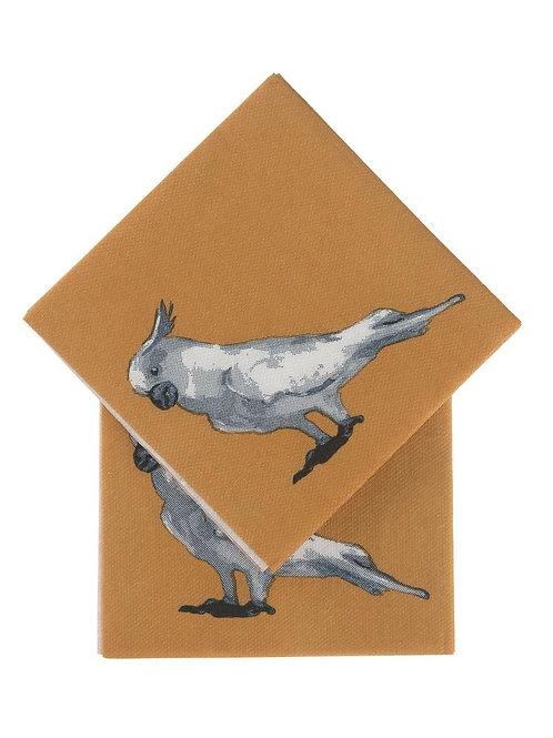 HEMA Papağan Tasarımlı Peçete (Ufak)