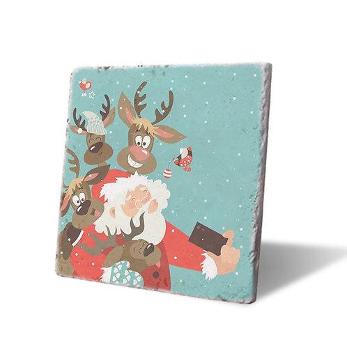 Noel Baba ve Geyikleri Nihale