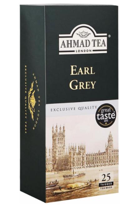 Ahmad Tea Earl Grey 25'li