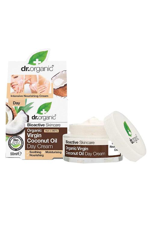 Dr. Organic Coconut Krem Gündüz Kremi