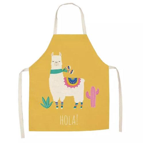 Lama Love Mutfak Önlüğü