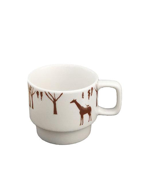 Hema Safari Kahve Kupa