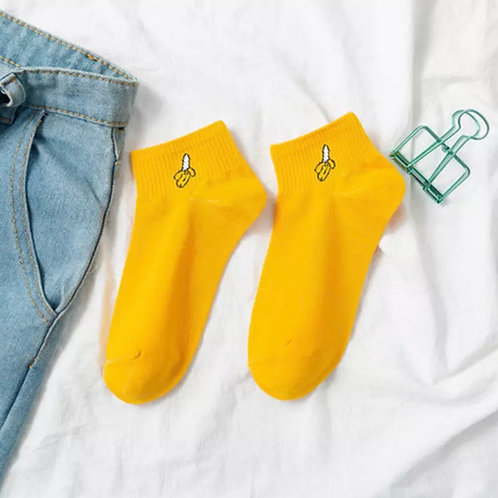 Neon Sheep Muzlu Nakışlı Çorap