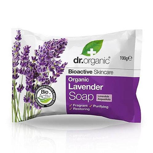Dr Organic Lavender Pure Soap