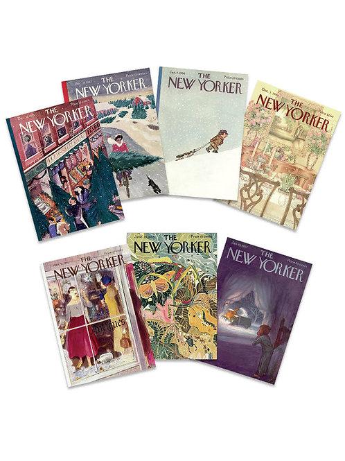 New Yorker Nostaljik Özel Seri Not Kartları
