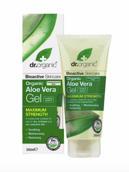 Dr Organic Organic Aloe Vera Jel