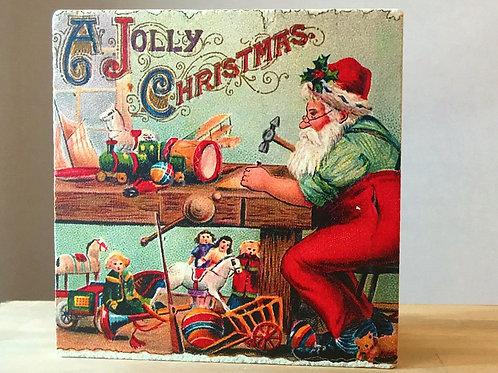 Yılbaşı Serisi - Oyuncakçı Noel Baba Nihale