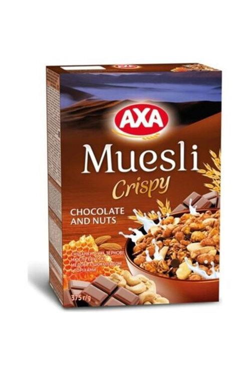 AXA Çikolatalı ve Yemişli Müsli