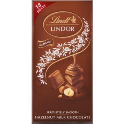 Lindt Fındık Parçalı Çikolata