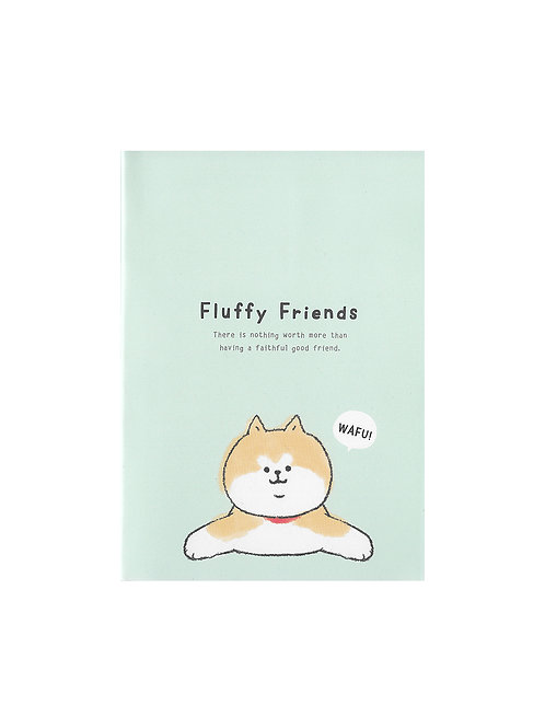 Fluffy Friends Not Defteri