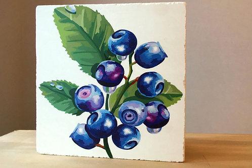 Traverten Taşı Nihale- Blueberry