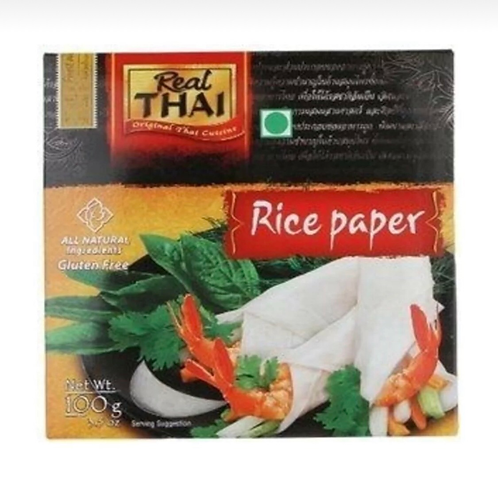 Real Thai Pirinç Yufkası