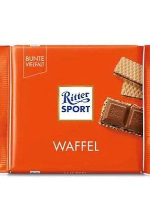 Ritter Sport Cocoa Waffle Sütlü Çikolata