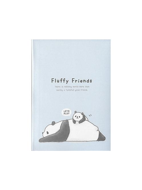 Fluffy Friends Not Defteri