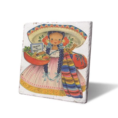 Meksikalı Kız - Traverten Nihale