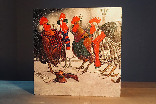 Yılbaşı Serisi - Şarkı Söyleyen Tavuklar Nihale