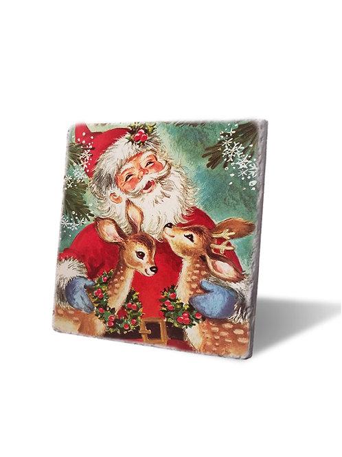 Noel Baba ve Ceylanları Nihale