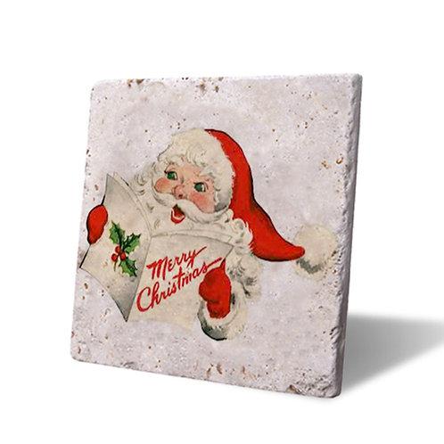 Merry Christmas Noel Baba Traverten Nihale