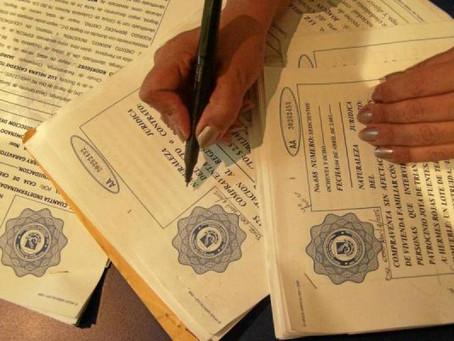 Eliminação da exigência de legalização de documentos públicos estrangeiros
