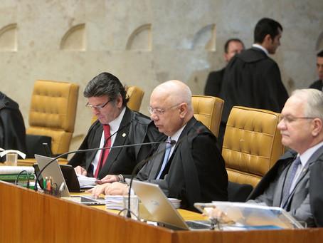 Regimento do STF permite redistribuir processos de ministro morto