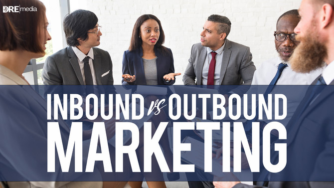 Inbound vs Outbound Marketing, All You Need To Know
