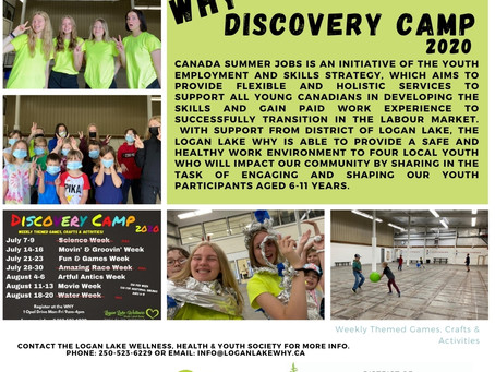 Discovery Camp 2020