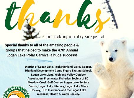 47th Annual Polar Carnival THANK YOU!