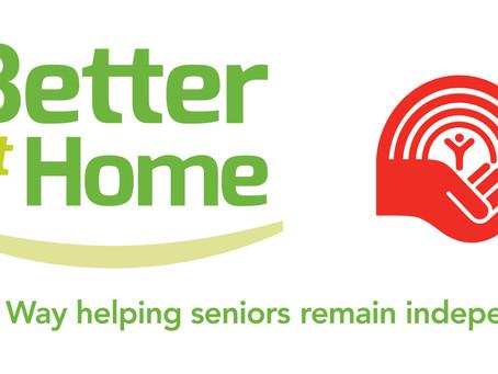 Seeking Better at Home Coordinator