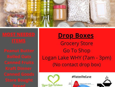 Support local Food Bank!