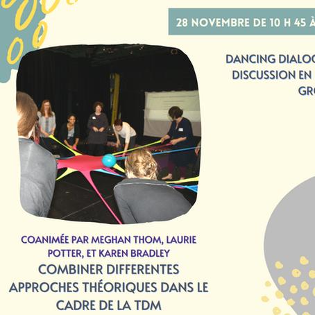 (FR) Dialogues de danse: Combiner des approches théoriques